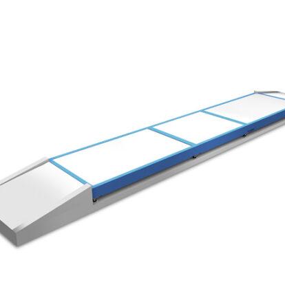 CS Steel-Concrete Weighing Platform Steel-Concrete Weighing Platform 40-60-80-100 t